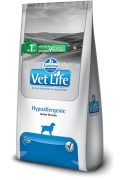 Ração Vet Life Cães Hypoallergenic