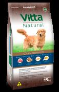 Ração Vitta Natural Cães Adultos Frango 15kg
