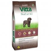 Ração Vitta Natural Cães Filhote Carne 15kg