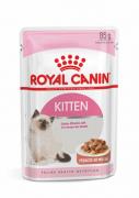 Royal Canin Sachê Kitten Instinctive para Gatos Filhotes até 1 ano