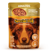 Sachê Special Adulto Dog Frango 100 g