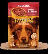 Sachê Special Dog Adulto Carne 100gr