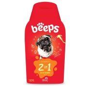 Shampoo Beeps 2 em 1  para Cães 500 ml
