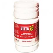 Suplemento Alimentar Vitta 3.6 c/ 60 Cápsulas