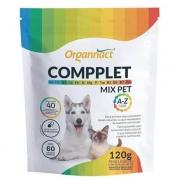 Suplemento Vitamínico Compplete Mix Pet A-Z Tabs