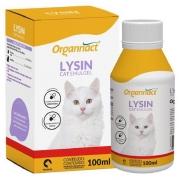 Suplemento Vitamínico Lysin Cat Emugel 100ml