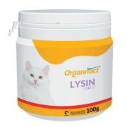 Suplemento Vitamínico Lysin Cat SF 100g