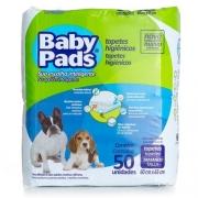 Tapete Higiênico Baby Pads- 50 Unidades