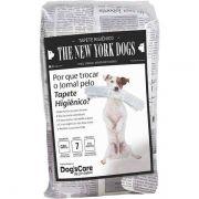 Tapete Higiênico The New York Dogs Tamanho 80x60 cm