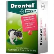 Vermífugo Drontal Puppy 20 ml - Para Filhotes
