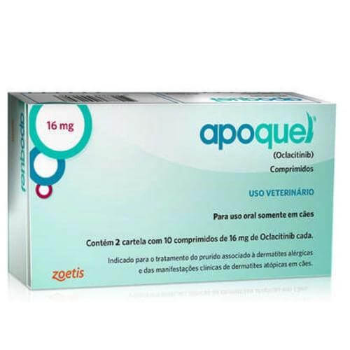 Apoquel 20 comprimidos  - Agropet Mineiro