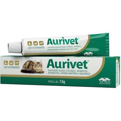 Aurivet Antibiótico- 13G
