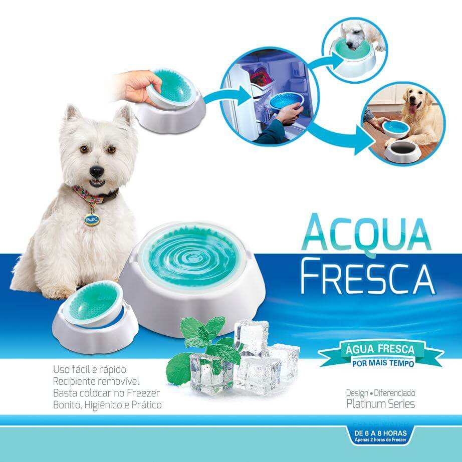 Bebedouro Acqua Fresca   - Agropet Mineiro