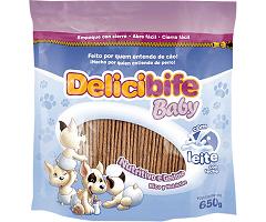 Bifinho Delicibife Carne Baby 650gr  - Agropet Mineiro