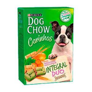 Biscoito Dog Chow Carinhos DUO  - Agropet Mineiro