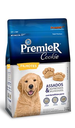 Biscoito Premier Cookie para Cães Filhotes  - Agropet Mineiro