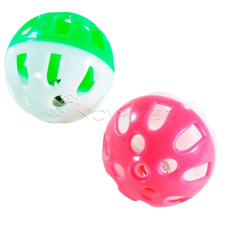 Brinquedo Bola Guiso para Gatos Pacote com Uma Unidade