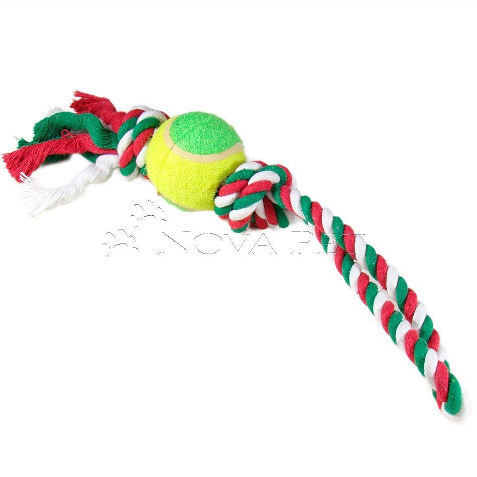 Brinquedo Corda com Bola