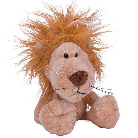 Brinquedo de Pelúcia Leão Jungle