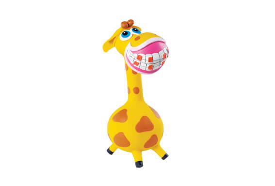 Brinquedo Girafa Sorriso Latéx