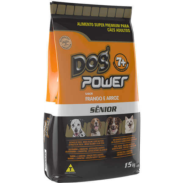 Dog Power Sênior 15 kg