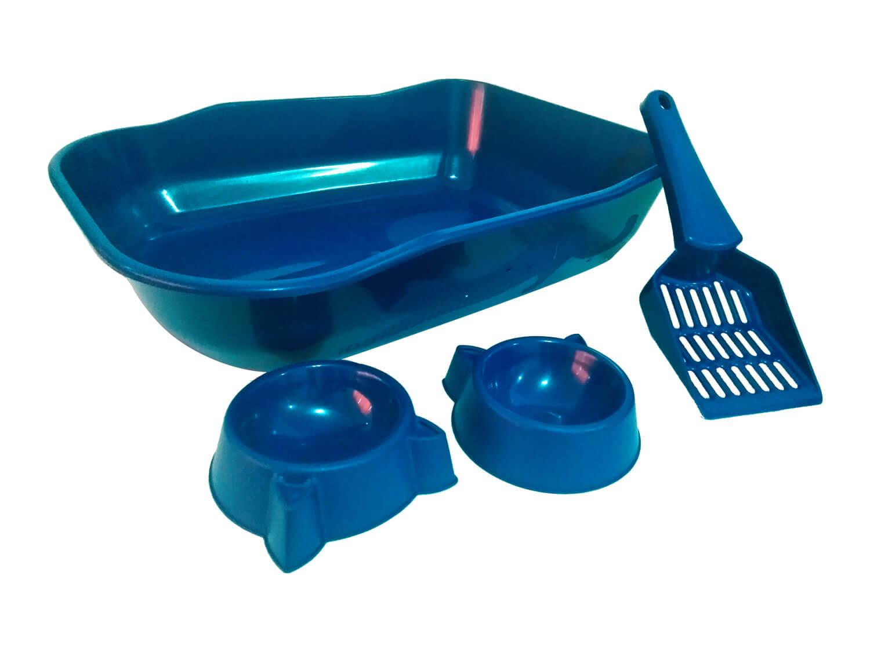 Kit Bandeja Duracat Azul