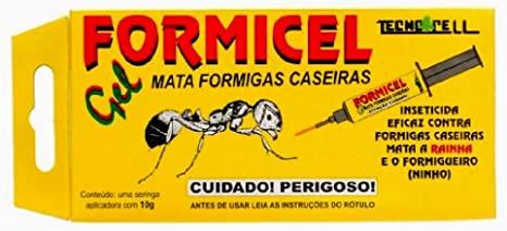 Mata Formigas Gel Formicel 10g