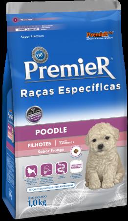 Premier Raças Específicas Poodle FIlhotes