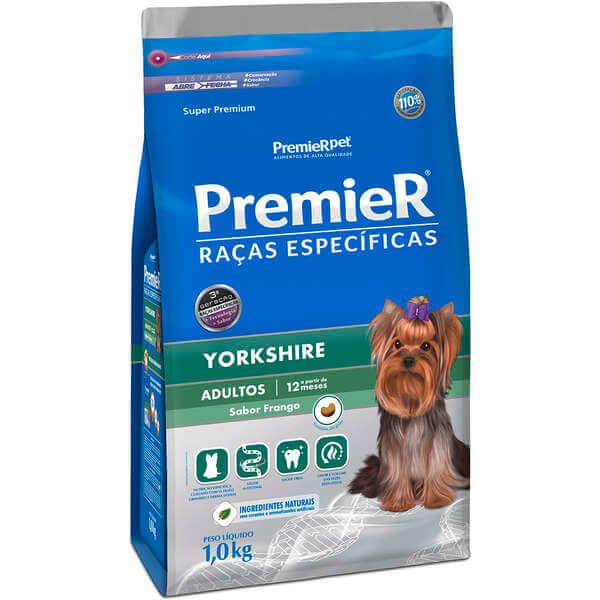 Premier Raças Especificas Yorkshire Adulto
