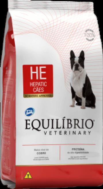 Ração Equilibrio Cães Hepático  - Agropet Mineiro
