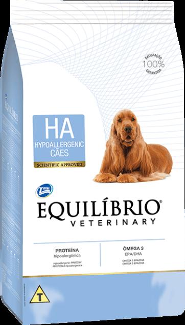 Ração Equilibrio Cães Hipoalergênica