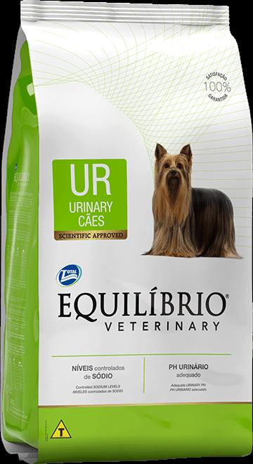 Ração Equilibrio Cães Urinario