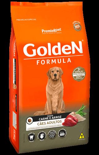 Ração Golden Adulto Carne