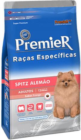 Ração Premier Raças Especificas Spitz Alemão 2,5kg