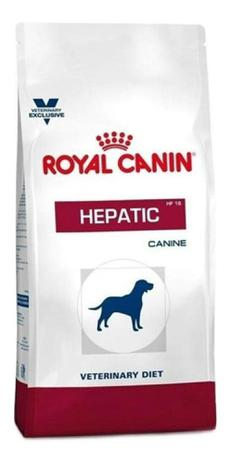 Ração Royal Canin Cães Veterinary Hepatic 10kg