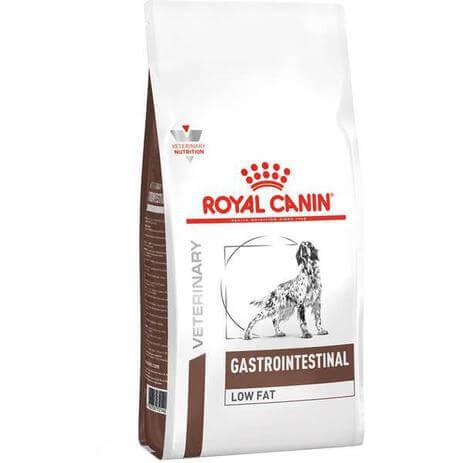 Ração Royal Canin Cães Gastro Intestinal Low Fat  - Agropet Mineiro