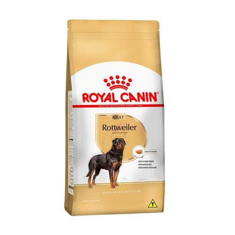Ração Royal Canin Rottweiler Adultos 12kg