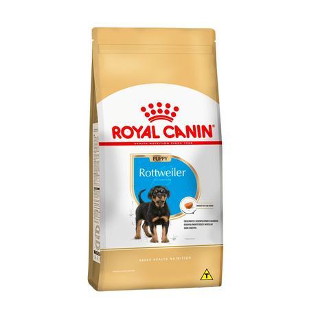 Ração Royal Canin Rottweiler Puppy 12kg