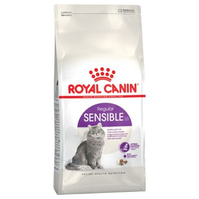 Ração royal Canin Sensible para Gatos Sensíveis  - Agropet Mineiro