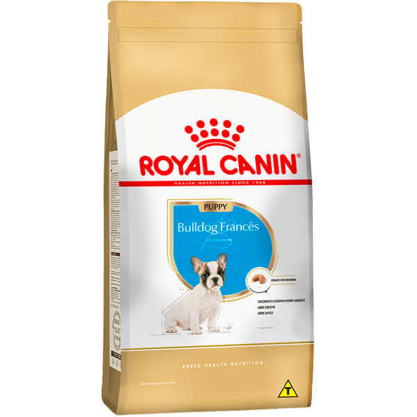 Royal Canin Bulldog Francês Junior 2,5kg
