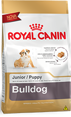 Royal Canin Bulldog Junior 12 Kg  - Agropet Mineiro