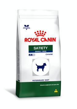 Royal Canin Canine Satiety Small Dog - Raças Pequenas   - Agropet Mineiro