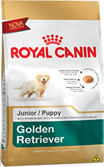 Royal Canin Golden Retriever Junior 12 Kg  - Agropet Mineiro
