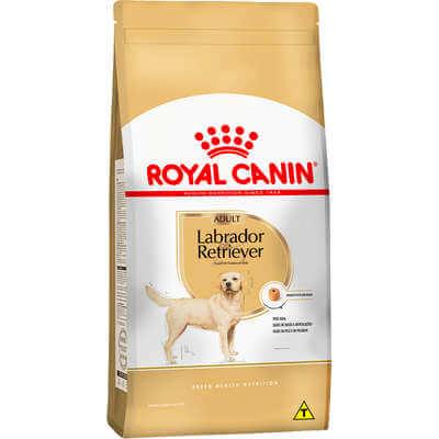Royal Canin Labrador Retriever Adulto 12 Kg  - Agropet Mineiro