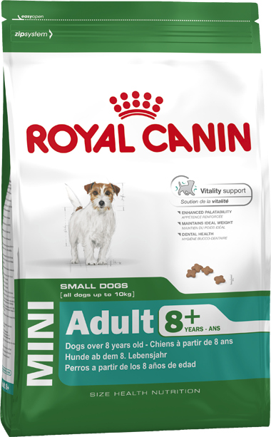 Royal canin Mini Adulto 8+