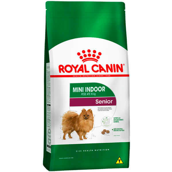 Royal Canin Mini Indoor Senior