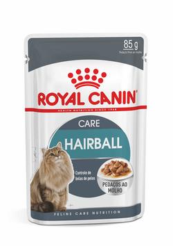 Royal Canin Sachê Hairball Care - Controle de Bolas de Pêlo