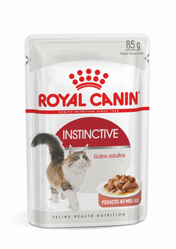 Royal Canin Sachê Instinctive - Gatos Adultos