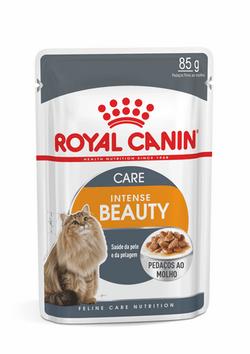 Royal Canin Sachê Intense Beauty - Beleza da Pelagem   - Agropet Mineiro