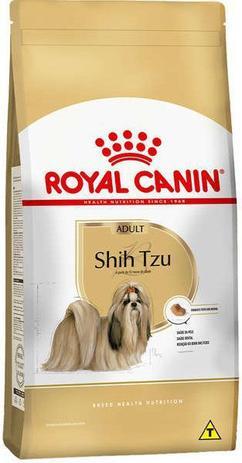 Royal Canin Shih Tzu Adulto  - Agropet Mineiro